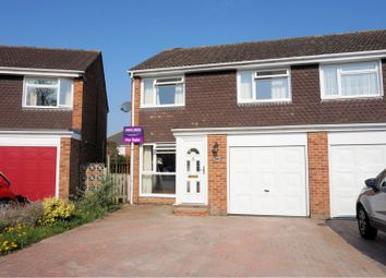 Thumbnail 3 bed semi-detached house for sale in Somerford Close, Southampton