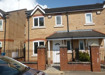 Thumbnail 3 bed terraced house for sale in Chorlton Road, Hulme