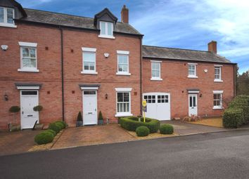 Thumbnail 4 bed town house for sale in Mount Crescent, Whitchurch