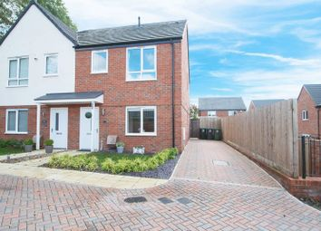 Thumbnail 3 bed semi-detached house for sale in Wedgwood Avenue, Rowley Regis