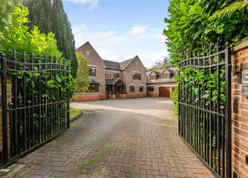 Thumbnail 5 bed detached house for sale in Foxbury Drive, Dorridge, Solihull