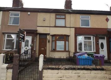 Thumbnail 2 bedroom terraced house for sale in Pirrie Road, Walton, Liverpool, Merseyside