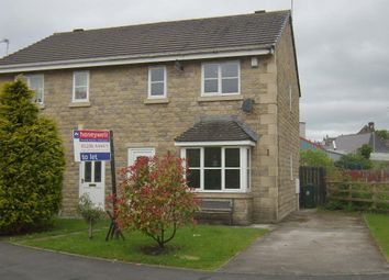 Thumbnail 3 bed semi-detached house to rent in Riverlea Gardens, Clitheroe