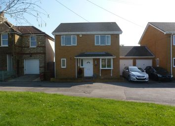 Thumbnail 3 bed detached house for sale in Grain Road, Middle Stoke, Rochester, Kent