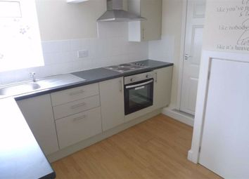 Thumbnail 1 bed semi-detached house to rent in Back Lane, Ilkeston, Derbyshire
