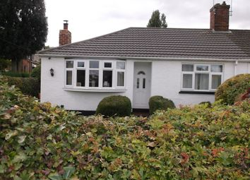 Thumbnail 2 bed semi-detached bungalow to rent in Rivelin Place, Old Brumby, Scunthorpe