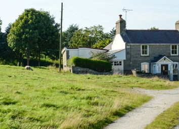 Thumbnail 3 bed detached house for sale in Pen Y Bryn, Halkyn, Holywell