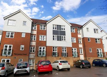Thumbnail 1 bed flat for sale in Mutton Hall Hill, Heathfield, East Sussex