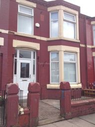 Thumbnail 3 bed terraced house to rent in Craigs Road, Old Swan, Liverpool