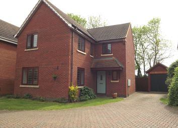 Thumbnail 4 bed detached house for sale in Sheepwalk Close, Poton