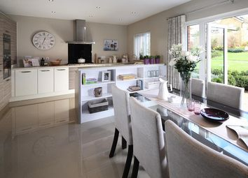 Thumbnail 5 bedroom detached house for sale in Plot 74 The Marlborough, Lady Lane, Blunsdon, Swindon