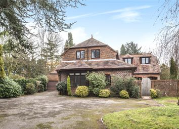 Haccups Lane, Michelmersh, Romsey, Hampshire SO51. 4 bed detached house for sale