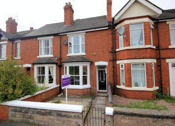 Thumbnail Terraced house to rent in Tithe Barn Road, Stafford