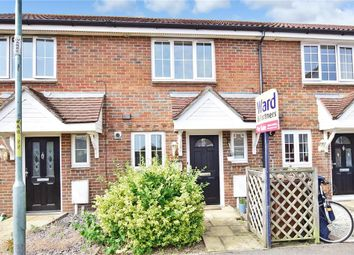 Thumbnail 2 bed terraced house for sale in Waterside Lane, Gillingham, Kent