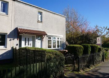 Thumbnail 3 bed end terrace house for sale in Chestnut Place, Cumbernauld, Glasgow