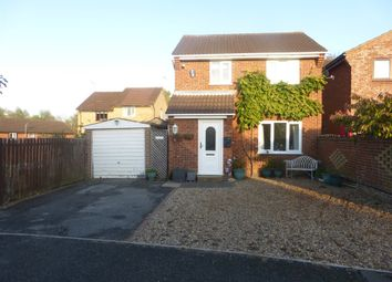Thumbnail 3 bed detached house for sale in Gisburn Close, Heelands, Milton Keynes