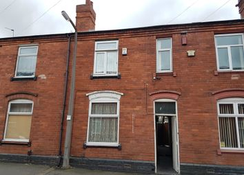 Thumbnail 3 bed terraced house to rent in Bernard Street, West Bromwich