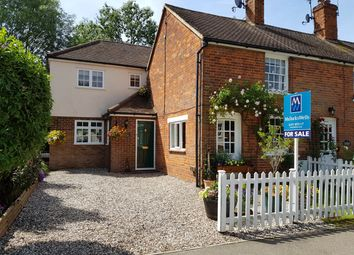 Thumbnail 4 bed end terrace house for sale in Parsonage Cottages, The Street, High Easter, Essex
