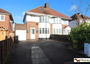 Thumbnail 4 bed semi-detached house for sale in Leighswood Avenue, Aldridge, Walsall
