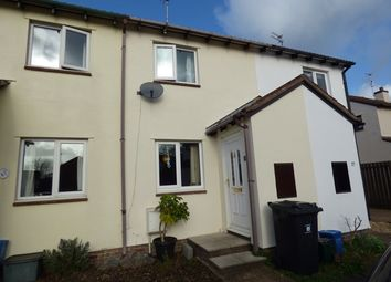 Thumbnail 2 bedroom terraced house to rent in Fulford Way, Woodbury, Exeter