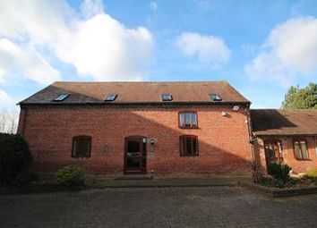 Thumbnail Office to let in Unit 1, Ryelands Business Centre, Rylands Lane, Elmley Lovett, Droitwich, Worcestershire