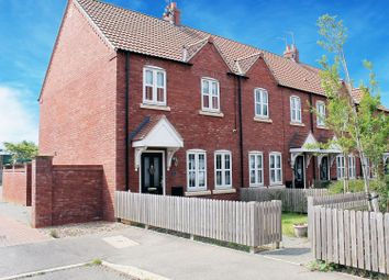Thumbnail 3 bed end terrace house for sale in Bob Rainsforth Way, Gainsborough