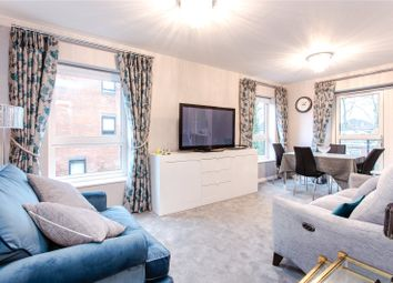 Thumbnail 2 bed flat for sale in Heath Lodge, Marsh Road, Pinner
