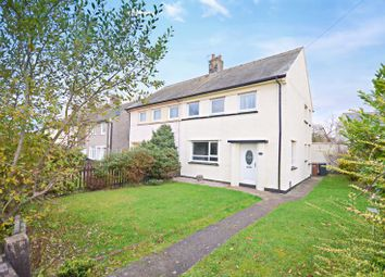 Thumbnail 3 bed semi-detached house for sale in Meadow Road, Hensingham, Whitehaven