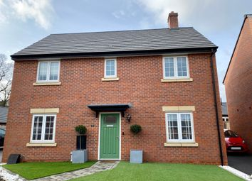 Thumbnail 4 bed detached house for sale in Barley Way, Market Harborough