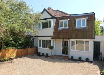 Thumbnail 3 bed semi-detached house for sale in Foley Road, Claygate, Esher