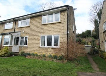 Thumbnail 2 bed terraced house for sale in Aldersyde, Birstall, Batley