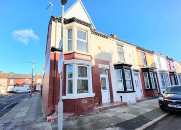 Thumbnail End terrace house for sale in Sunbeam Road, Old Swan, Liverpool