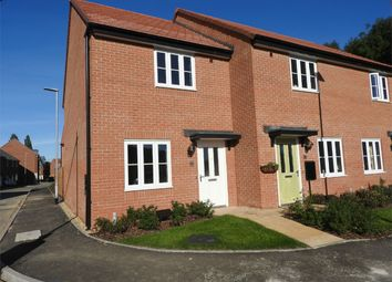 Thumbnail 2 bed end terrace house to rent in Great Northern Gardens, Bourne