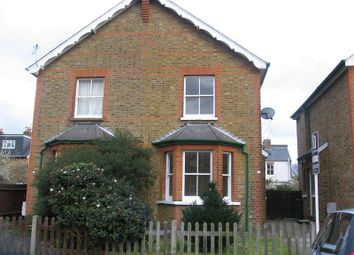 Thumbnail 3 bedroom semi-detached house to rent in Egmont Road, Tolworth, Surbiton
