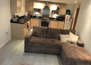 Thumbnail 1 bedroom flat to rent in Walker House, Greater Manchester