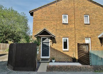 Thumbnail 1 bedroom semi-detached house for sale in Abbott Close, Hampton