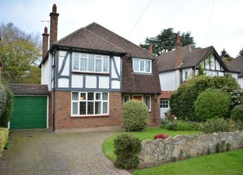 Thumbnail 4 bed detached house for sale in Chantry Hurst, Epsom