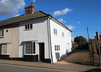 Thumbnail 3 bed end terrace house to rent in Ixworth, Bury St Edmunds, Suffolk
