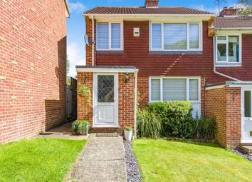 Thumbnail 3 bed semi-detached house for sale in Yateley, Hampshire