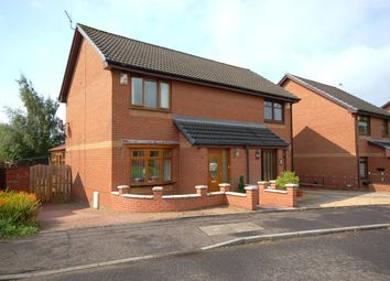Thumbnail 2 bed semi-detached house for sale in Leander Crescent, Bellshill