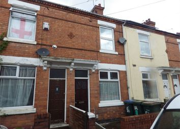Thumbnail 2 bedroom terraced house to rent in Somerset Road, Coventry, West Midlands