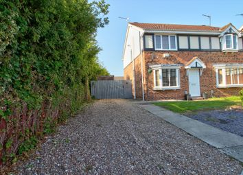 Thumbnail 3 bed semi-detached house for sale in Centurion Way, Brough