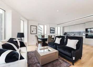 Thumbnail 2 bed flat to rent in Admiralty House, 150 Vaughan Way