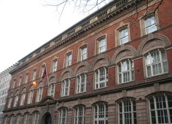 Thumbnail 2 bed flat to rent in Old Hall Street, Liverpool