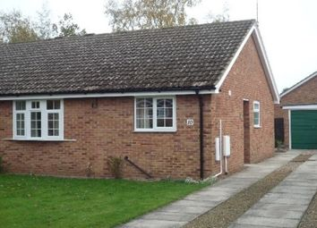 Thumbnail 2 bed bungalow to rent in Reygate Grove, Copmanthorpe, York