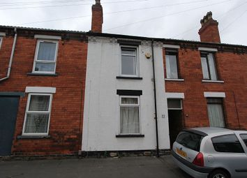 Thumbnail 2 bed terraced house for sale in St. Andrews Street, Lincoln, Lincolnshire