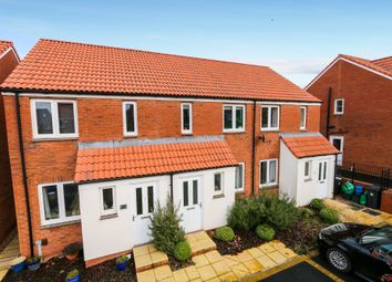 Thumbnail 2 bedroom terraced house for sale in Inner Westland, Cranbrook, Exeter