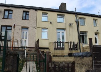 Thumbnail 3 bed terraced house for sale in 31 Meadows Terrace, Phillipstown, New Tredegar, Caerphilly