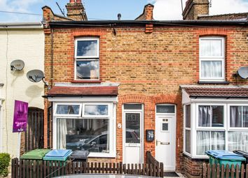 Thumbnail 3 bed terraced house for sale in Brightwell Road, Watford