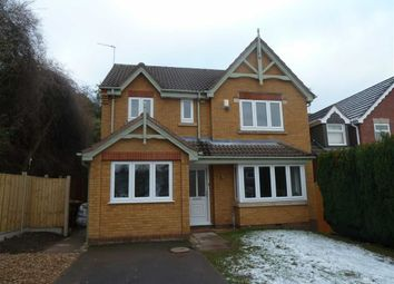 Thumbnail 4 bed detached house for sale in Laurel Drive, Hartshill, Nuneaton